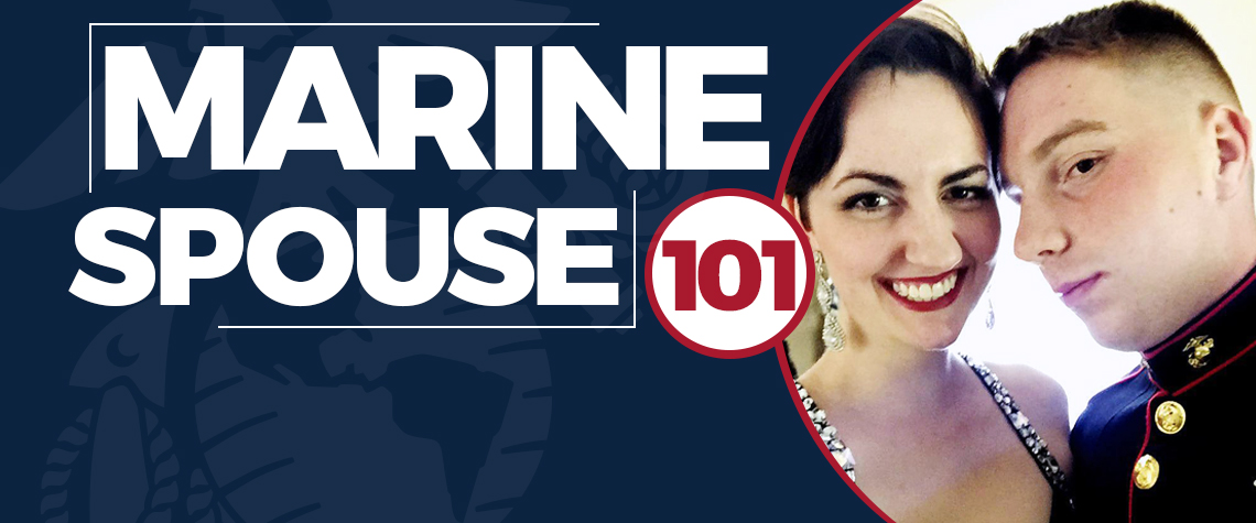 "Marine Spouse 101: How ""Semper Fi"" Saved Our Relationship"
