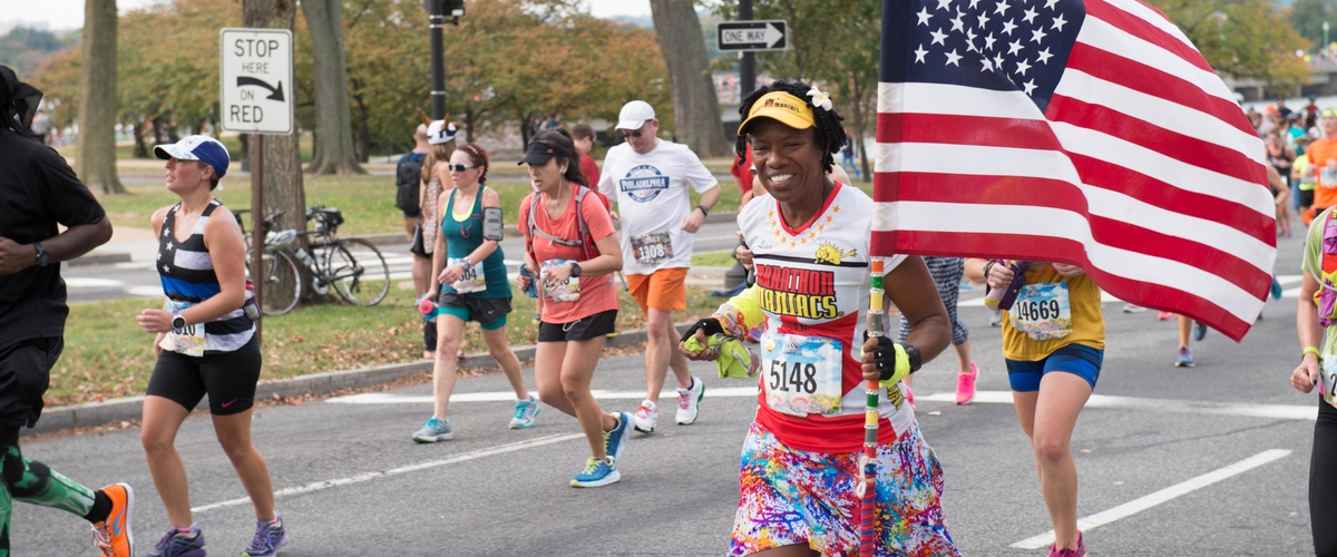 The Rich History of the Marine Corps Marathon